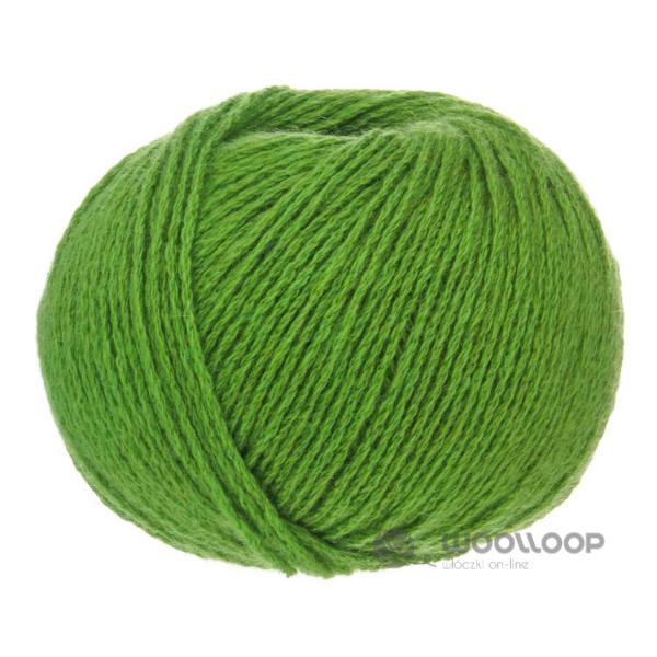 Premium Cashmere – klasyczna zieleń 284