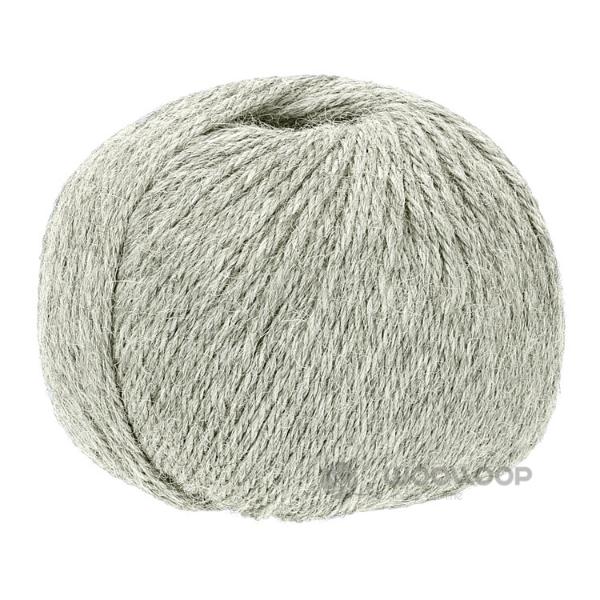 Baby Alpaca DK – srebrzysto-szary 09