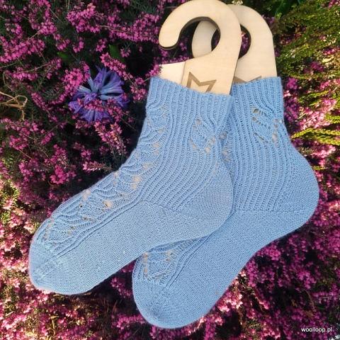 Bromo Socks wloczka Durable Soqs woolloop