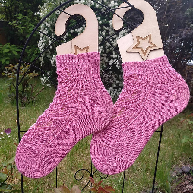 Celebes Socks z wloczki Durable Soqs