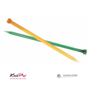 Druty akrylowe proste Trenz Knit Pro woolloop