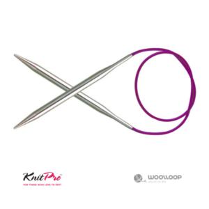Druty na żyłce Nova Metal Knit Pro woolloop
