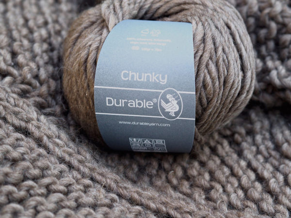Durable Chunky omslagdoek