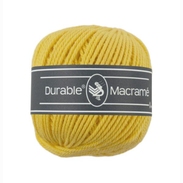 Macramé 2180 jasnożółty