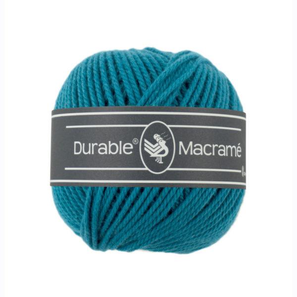 Durable Macrame 371 turkus