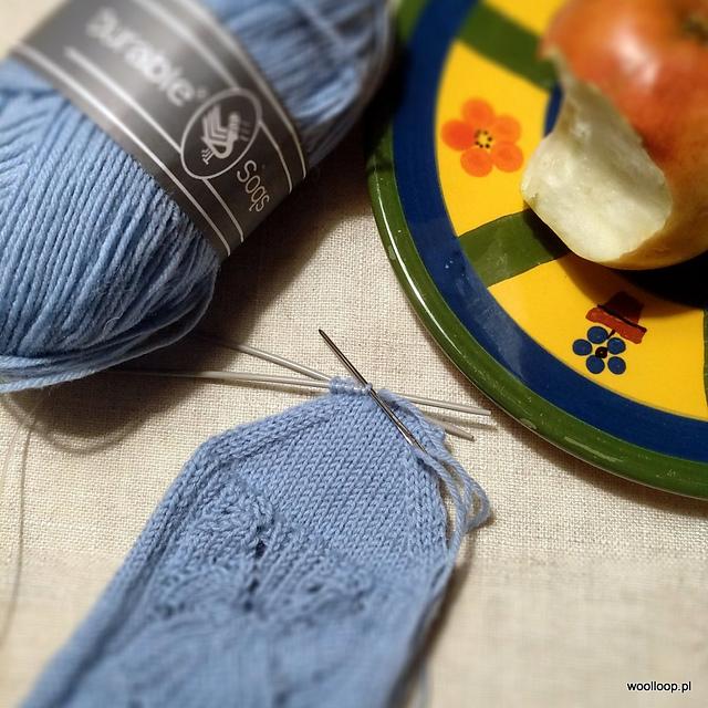 Kitchener stitch jak zrobic tutorial