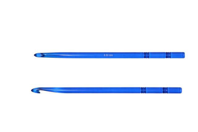 Trendz szydełko NIEBIESKIE 6,5 mm