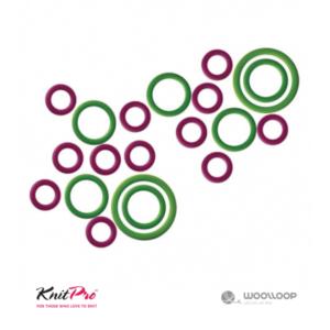 Markery dziewiarskie Knit Pro kolka woolloop