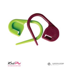 Markery dziewiarskie agrafki Knit Pro woolloop