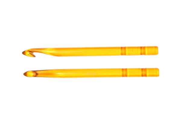 KnitPro Trendz szydełko POMARANCZOWE 10 mm woolloop