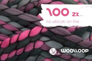 woolloop Karta podarunkowa 100 zł