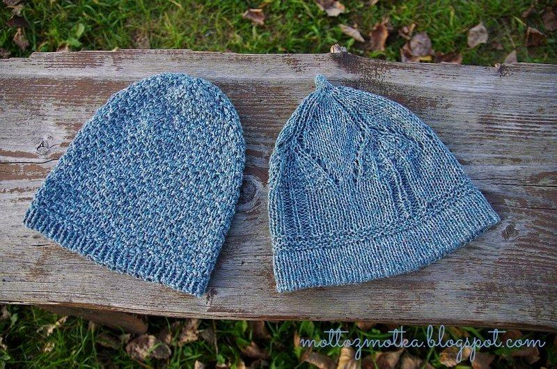 czapki z wloczki Durable Forest