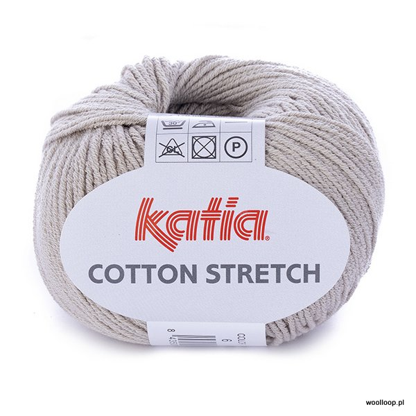 Cotton Stretch – beżowy 6