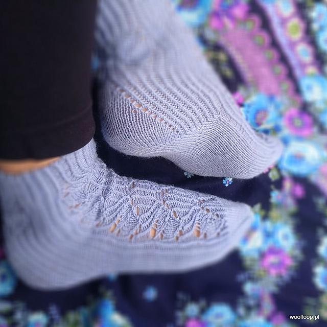 pieta skarpetek Bromo socks woolloop