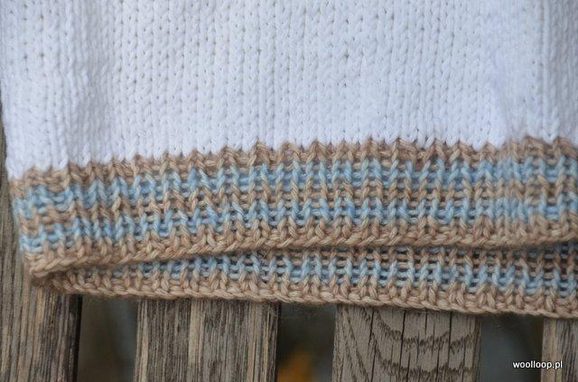 sciagacz jeden na jeden z wloczki charming yarn and colors woolloop