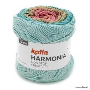 wloczka HARMONIA Katia 202 woolloop