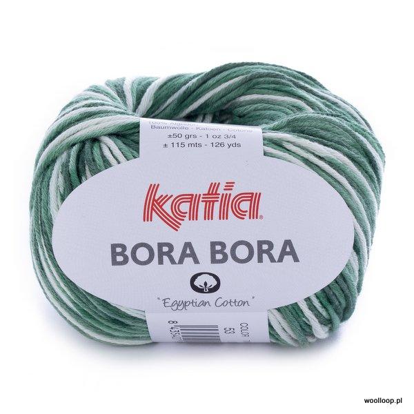 Bora Bora 53 – zielono-biały