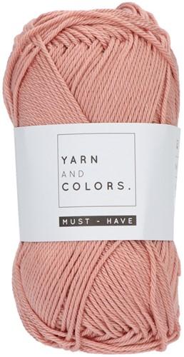wloczka Yarn and Colors YAC Must have 101 Rose woolloop
