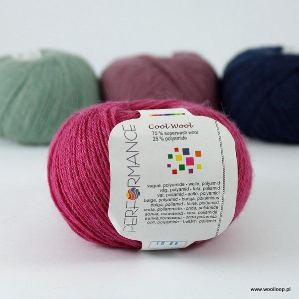 Cool Wool 43 fuksja