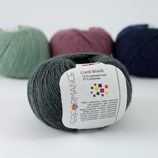 Cool Wool 236 grafit