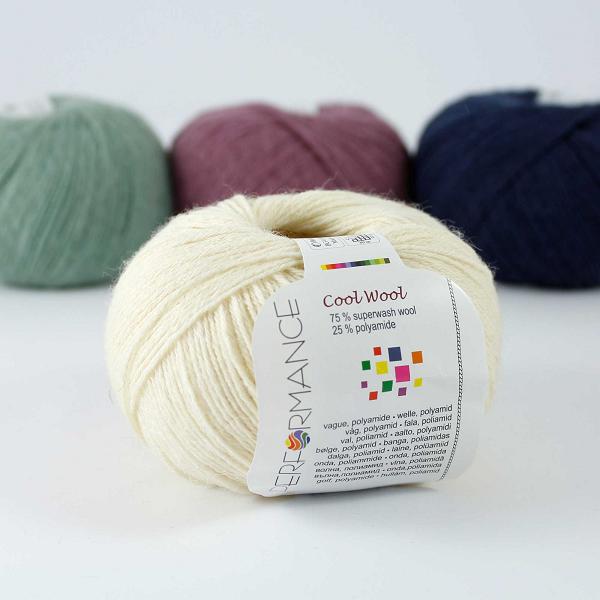 Cool Wool 172 kremowy