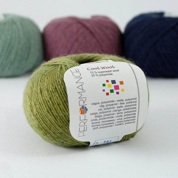 Cool Wool 153 mech