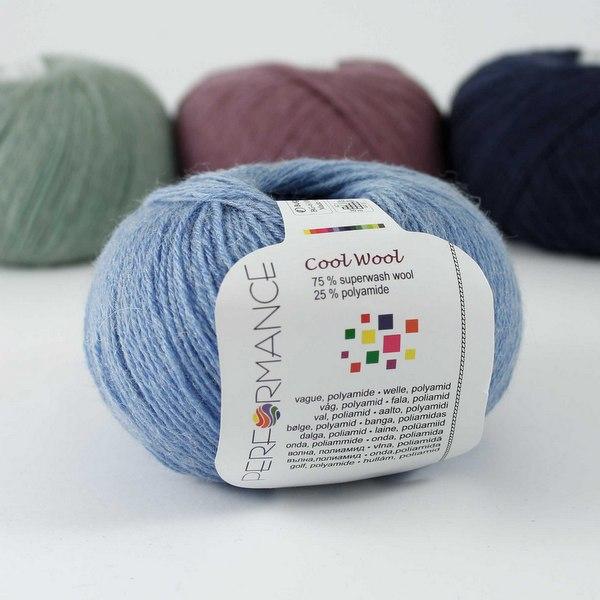 Cool Wool 87 niebieski
