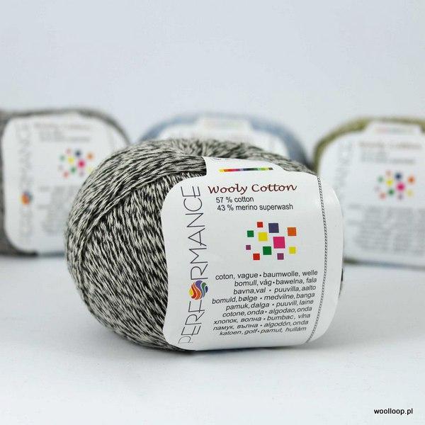 Wooly Cotton  236 grafit